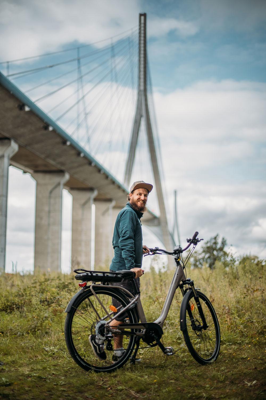 itinéraire de la Seine à vélo