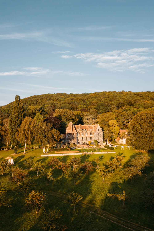 les jardins de Coppélia hôtel de charme Honfleur