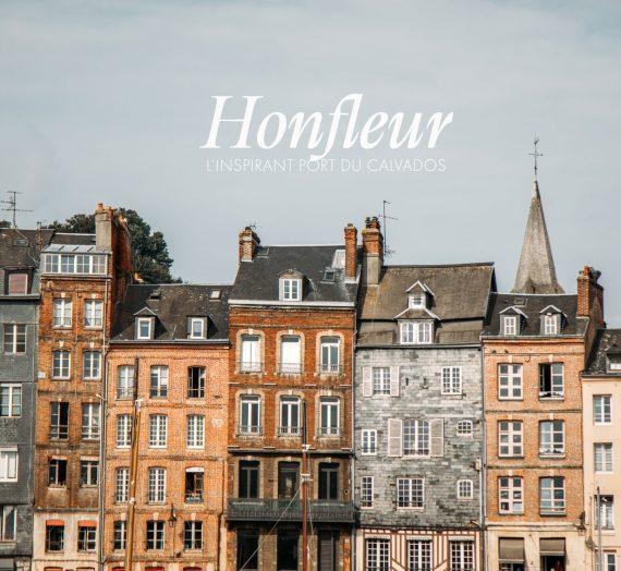 Normandie | Que faire à Honfleur & dans son arrière-pays ?